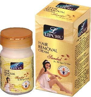 Lipchu Sandal Hair Removal Cream