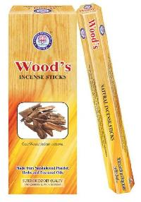 Wood's Incense Sticks