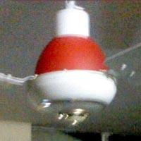 Solar Ceiling Fan (12VDC)