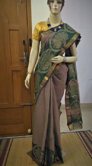 Chettinadu Cotton Sarees 05