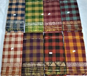 Chettinadu Cotton Sarees 12