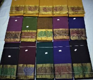 Chettinadu Cotton Sarees 13