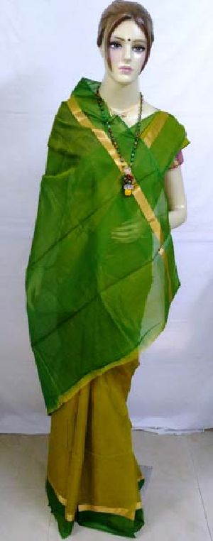 Pure Silk Cotton Saree 01
