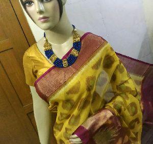 Pure Silk Cotton Saree 03