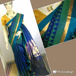 Pure Silk Cotton Saree 04