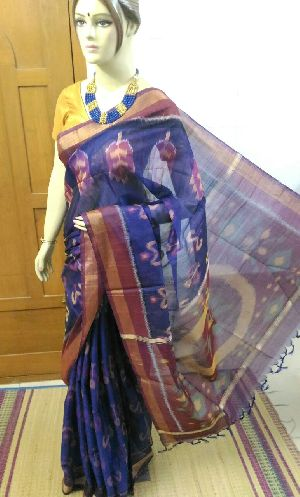 Pure Silk Cotton Saree 05