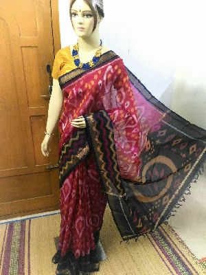 Pure Silk Cotton Saree 06