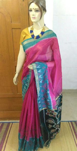 Pure Silk Cotton Saree 07