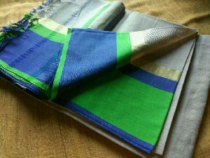 Pure Silk Cotton Saree 10