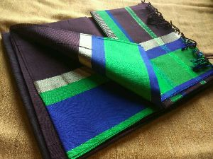 Pure Silk Cotton Saree 11