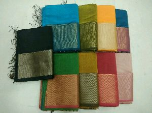 Pure Silk Cotton Saree 13
