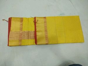 Pure Silk Cotton Saree 15