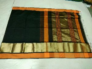 Pure Silk Cotton Saree 17