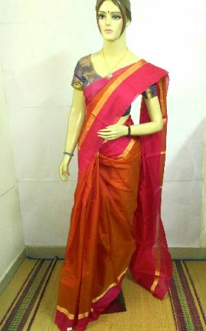 Pure Silk Cotton Saree 20