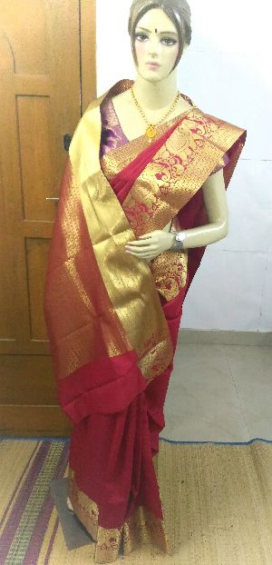 VP Art 1209 Silk Saree