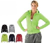 Ladies Hooded Sweatshirts