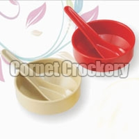 Acrylic Round Bowls 07