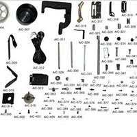 Tools and Spares of Bag Closer Machine