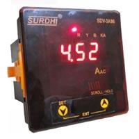 Digital Ammeter (3 Phase)