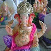 Gypsum Ganesh Statues (GK086)