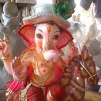 Gypsum Ganesh Statues (GK564)