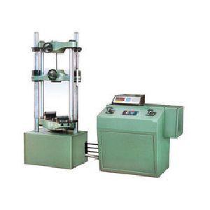 Electronic Universal Testing Machine 01