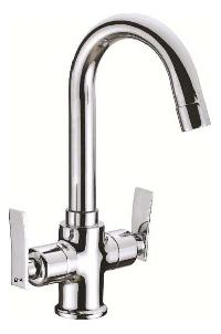 Central Hole Basin Mixer