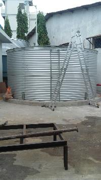 Prefabricated Zincalume Steel Tank