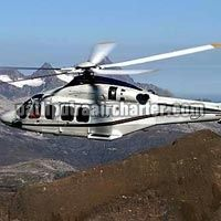 Agusta 139 Helicopter Charter