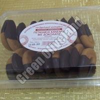 Cinammon & Dark Chocolate Olive Cookies