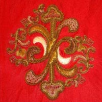Vintage Ethnic Hand Embroidery