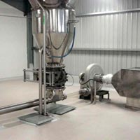 Pneumatic Conveying Machine