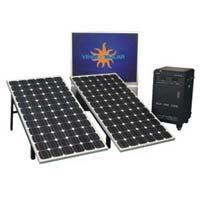 Solar TV System