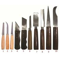 Tyre Retreading Knives