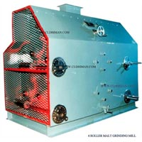 4 Roll Malt Mill