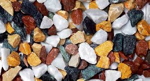 Colored Marble Chips