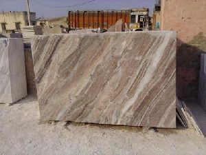 Toronto Brown Marble Slabs