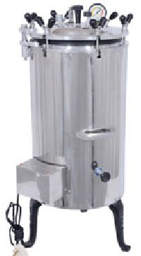 Double Drum Autoclave