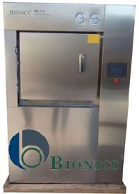 Vacuum Drying Autoclave