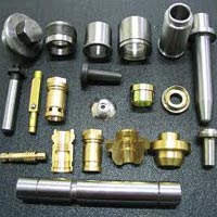 Machined Components 01