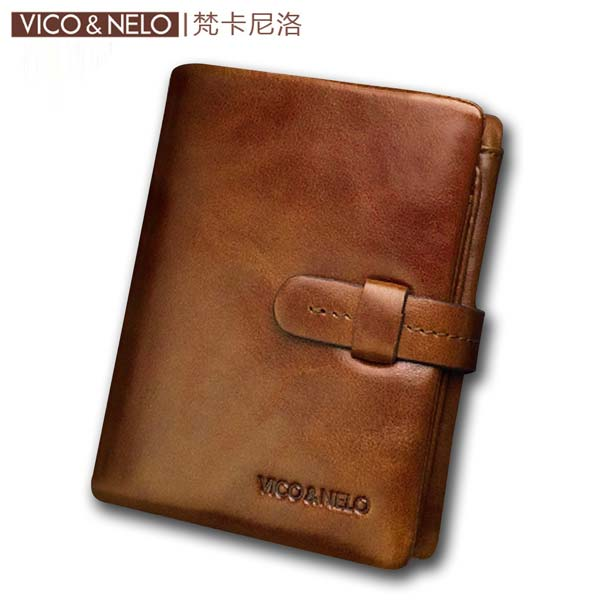Leather Wallet 03