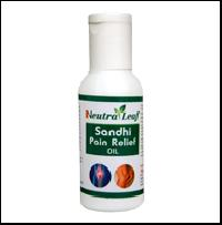Sandhi Pain Relief Oil