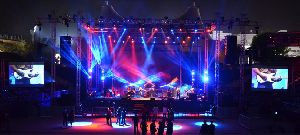 Audio Visual Products Rental