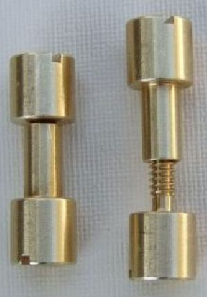Brass Corby Rivets