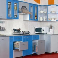 Modular Kitchen Fabrication
