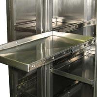 Stainless Steel 3 Door Surgical Instrument Cabinet