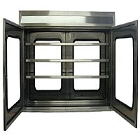 Stainless Steel Cleanroom Pass Through Cabinet