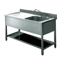 Stainless Steel Sink (SDT-BS12)