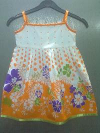 Kids Print Cotton Dresses