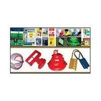 Lockout, Tagout Items